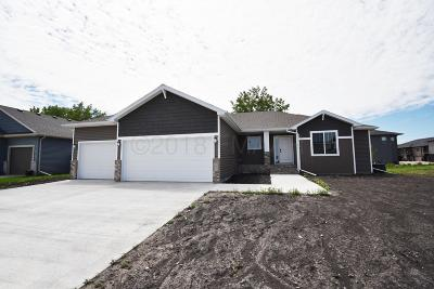 Fargo Single Family Home For Sale: 3451 55 Street S