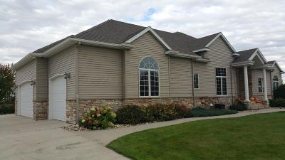 Fargo Single Family Home For Sale: 7009 Maple Lane