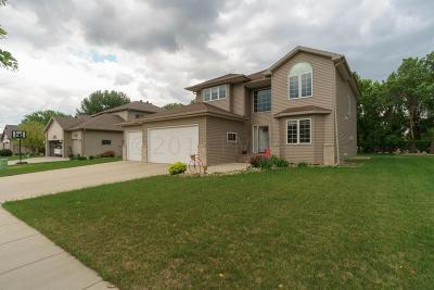 West Fargo Single Family Home For Sale: 517 20 1/2 Avenue E
