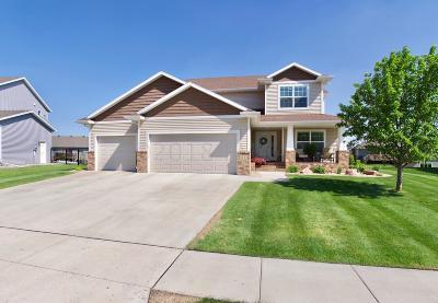 West Fargo Single Family Home For Sale: 3717 6 Street E