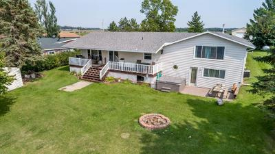 Detroit Lakes MN Single Family Home For Sale: $300,000