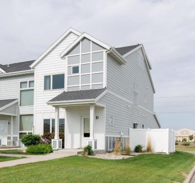 Fargo Condo/Townhouse For Sale: 4398 46th Avenue S #UNIT D