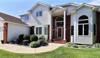 Fargo Single Family Home For Sale: 2665 Meadow Creek Circle S