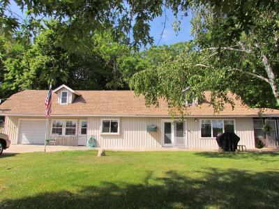 Detroit Lakes Single Family Home For Sale: 39477 State Highway #34 --