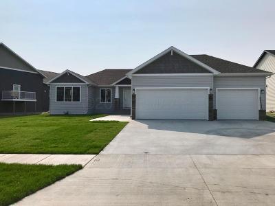 Fargo Single Family Home For Sale: 3539 55 Street S