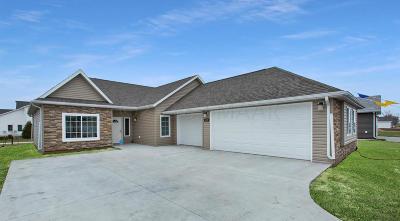 Fargo Condo/Townhouse For Sale: 6230 18 Street S