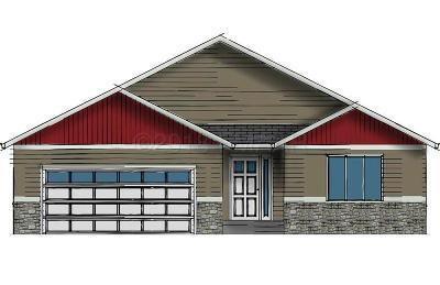 Fargo Single Family Home For Sale: 6256 63 Avenue S