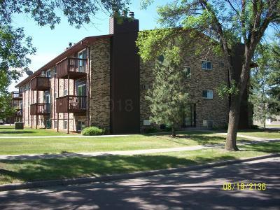 Fargo Condo/Townhouse For Sale: 1102 23 Street S #D-04