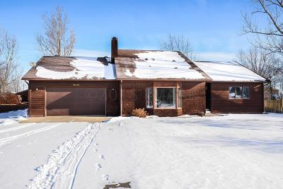 Moorhead Single Family Home For Sale: 6212 12th Street N