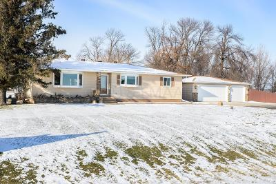 Moorhead Single Family Home For Sale: 3809 28 Street N