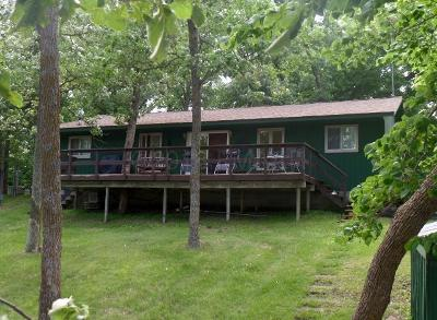 Single Family Home For Sale: 31312 Cove Road