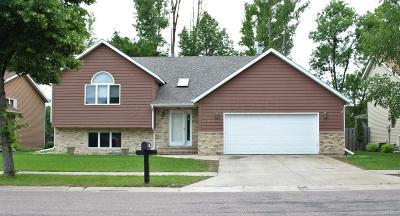 Fargo Single Family Home For Sale: 3109 9 1/2 Street N