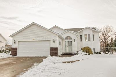 Fargo Single Family Home For Sale: 2821 Parkview Drive S