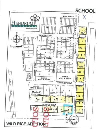 Hendrum Residential Lots & Land For Sale: 151 Hendrum Drive