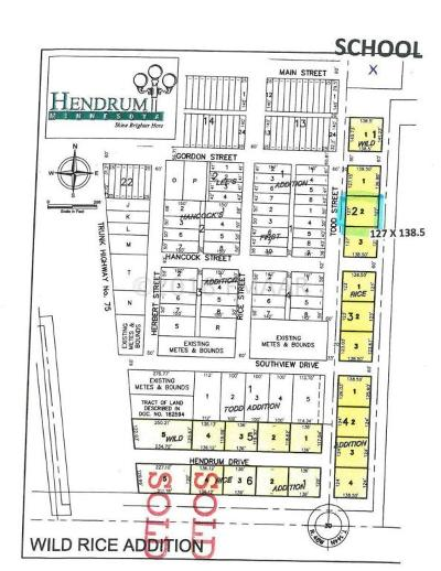 Hendrum Residential Lots & Land For Sale: 220 Todd Street S