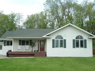 Pelican Rapids Single Family Home For Sale: 22653 Cross Point Road