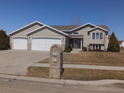 Moorhead Single Family Home For Sale: 3622 11th Avenue S
