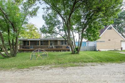 Wolverton MN Single Family Home For Sale: $110,000