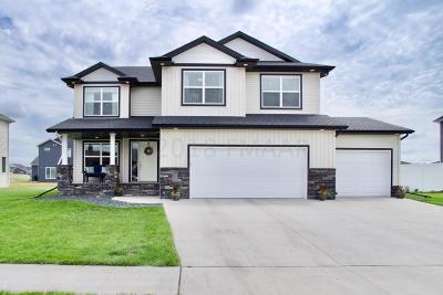 Fargo Single Family Home For Sale: 5480 Tanner Avenue S