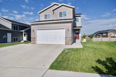West Fargo Single Family Home For Sale: 2418 6 Court W