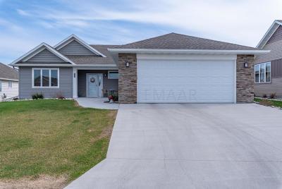 West Fargo Single Family Home For Sale: 770 Villa Park Way