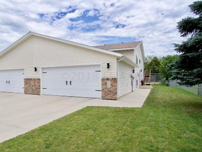 Moorhead Single Family Home For Sale: 1248 7th Street N