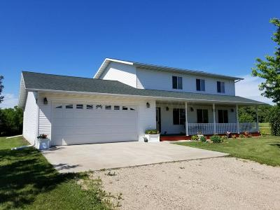 Milnor Single Family Home For Sale: 113 First Avenue