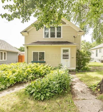 Fargo Single Family Home For Sale: 424 10th Avenue S