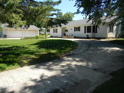 Dent Single Family Home For Sale: 38124 Co Hwy 35 --
