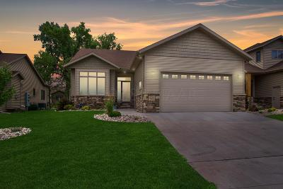 Fargo Condo/Townhouse For Sale: 4254 Coventry Drive S