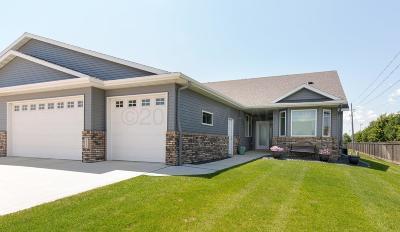 Fargo Condo/Townhouse For Sale: 4257 Coventry Drive S