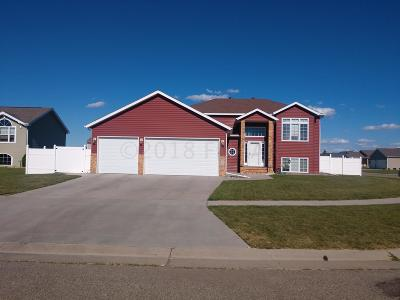 West Fargo Single Family Home For Sale: 4535 Sunset Boulevard