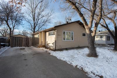 Fargo Single Family Home For Sale: 826 28th Street N