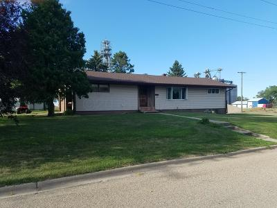 Forman ND Single Family Home For Sale: $79,900