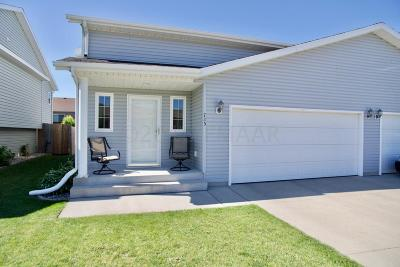 West Fargo Single Family Home For Sale: 725 13 1/2 Avenue E