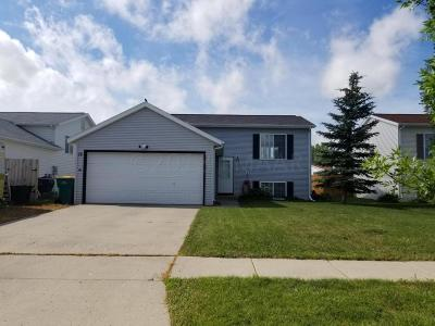 West Fargo Single Family Home For Sale: 75 Evergreen Circle