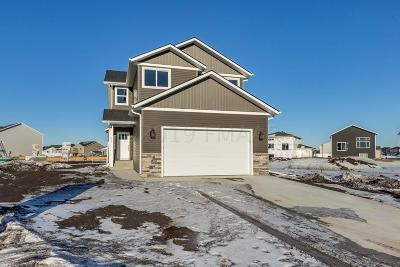 West Fargo Single Family Home For Sale: 756 Cathy Drive W