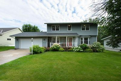 Detroit Lakes Single Family Home For Sale: 1224 Kenneth Street