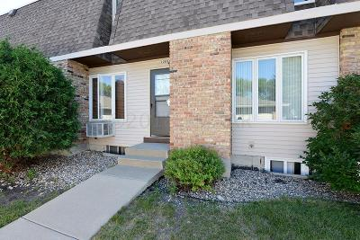 West Fargo Condo/Townhouse For Sale: 1263 2nd Street E #1