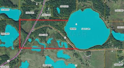 Frazee Residential Lots & Land For Sale: Co Rd 31 Road