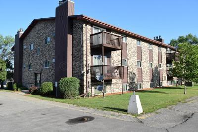 Fargo Condo/Townhouse For Sale: 1102 23rd Street S #D-03