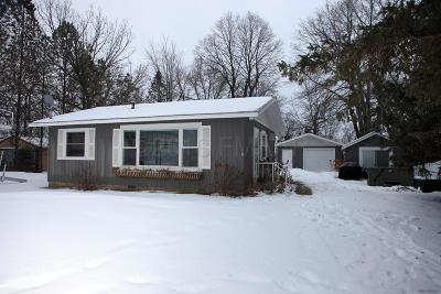 Frazee Single Family Home For Sale: 43100 County Highway 56 --