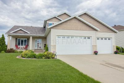 West Fargo Single Family Home For Sale: 366 Edgewater Drive