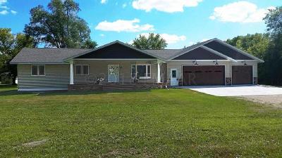 Ada Single Family Home For Sale: 802 2nd Avenue E
