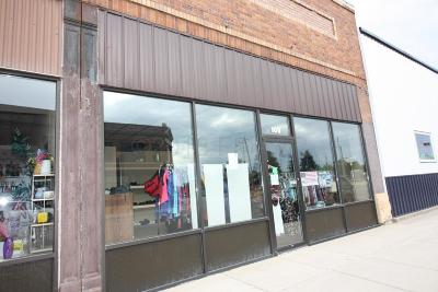 Commercial For Sale: 109 Main Avenue S