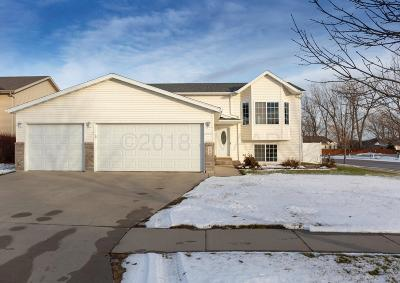 Moorhead Single Family Home For Sale: 600 29th Street N