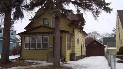 Moorhead Single Family Home For Sale: 216 9th Avenue S