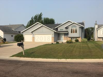 Fargo Single Family Home For Sale: 2719 33 Street S