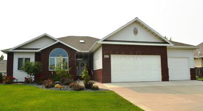 Fargo Single Family Home For Sale: 4817 Meadow Creek Drive S
