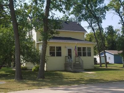 Christine ND Single Family Home For Sale: $209,000